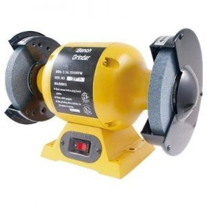 HHIP 7600-0030 Heavy Duty Bench Grinder Review