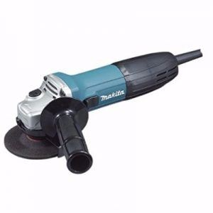 Makita GA4530X 4-1/2-Inch Angle Grinder with Grinding Wheels Review