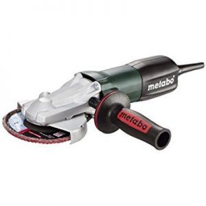 Metabo WEF9-125 4-1/2-Inch-5-Inch Flat Head Angle Grinder Review