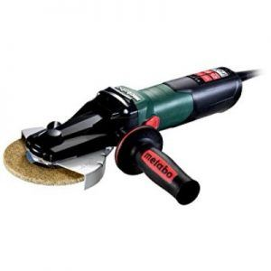 "Metabo WEVF 10-125 Quick INOX 4-1/2""/5"" Flat Head Grinder 10.0 Amp with Variable Speed Review"