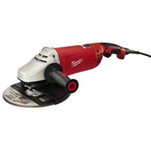 Milwaukee 6089-31 7-Inch/9-Inch Roto-Lok Large Angle Grinder with No Lock-On Review