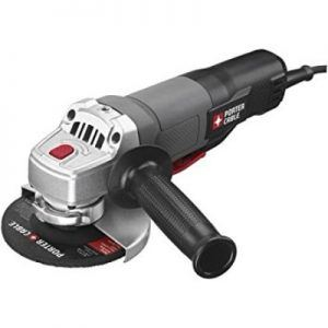 PORTER-CABLE PC60TPAG 7-Amp 4-1/2-Inch Angle Grinder Review