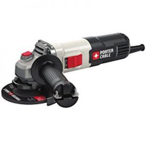 PORTER-CABLE PCE810 6.0 Amp 4-1/2-Inch Small Angle Grinder Review