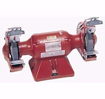 Baldor 612R 6-Inch 1/3-Horsepower Industrial Duty Big Red Grinder Review