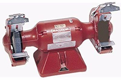 Baldor 662R 6-Inch 1/3-Horsepower Industrial Duty Big Red Grinder Review