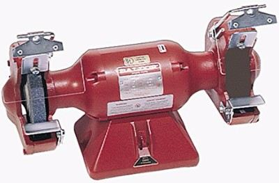 Baldor 762R 7-Inch 1/2-Horsepower Industrial Duty Big Red Grinder Review