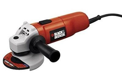 Black & Decker 7750 4-1/2-Inch Small Angle Grinder Review
