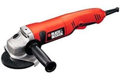 Black & Decker G850 4-1/2-Inch Angle Grinder Review