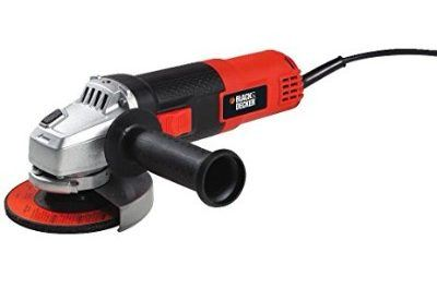 Black and Decker BDEG400 4-1/2″ 6 Amp Angle Grinder Review