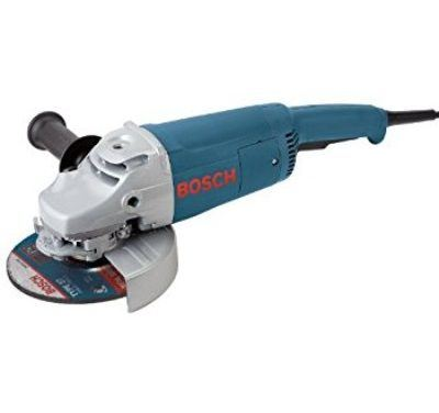 Bosch 1772-6 7-Inch Angle Grinder Review
