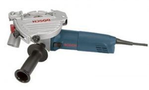 Bosch 1775E 5-Inch Tuckpoint Grinder Review
