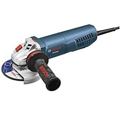Bosch AG40-85P 4-1/2-Inch Angle Grinder with Paddle Switch Review