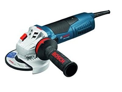 Bosch GWS13-50VS 5-Inch High-Performance Angle Grinder Review