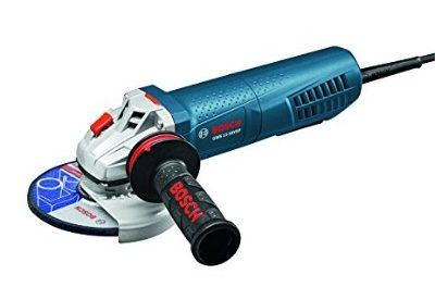 Bosch GWS13-50VSP 5-Inch Angle Grinder Variable Speed with Paddle Switch Review