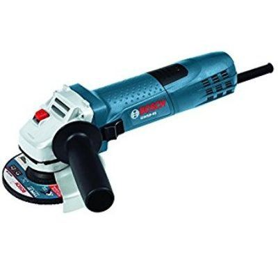Bosch GWS8-45 4-1/2-Inch Angle Grinder Review