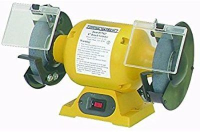 Central Machinery 6-Inch Electric Bench Grinder Review