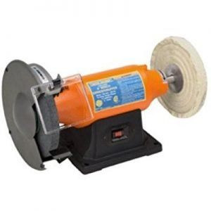Central Machinery 8-Inch Bench Grinder Review
