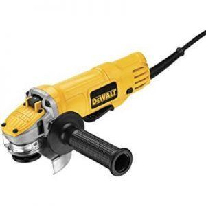 DEWALT D28114N 4-1/2-Inch/5-Inch No-Lock on Paddle Switch Grinder Review