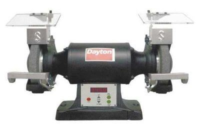 Dayton 8-Inch 1.5HP Premium Bench Grinder Review