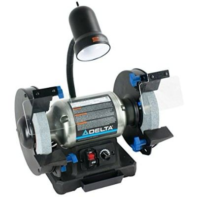 Delta Power Tools 23-197 8 Inch Variable Speed Bench Grinder Review