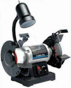 Delta Power Tools 23-198 6-Inch Variable Speed Grinder with Tool-Less Quick Change Review