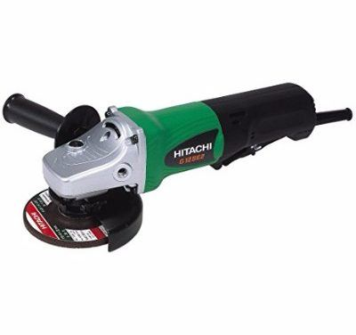 Hitachi G12SE2 4-12-Inch 9.5-Amp Angle Grinder Review