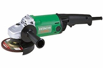 Hitachi G13SC2 5-Inch 11-Amp Angle Grinder Review