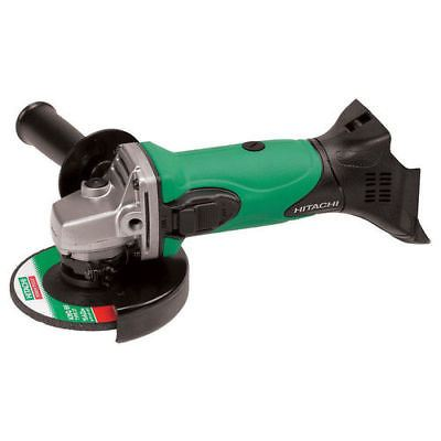 Hitachi G18DSLP4 18-Volt Lithium Ion 4-12 Inch Angle Grinder Review