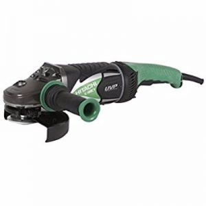 Hitachi G18SCY 7-Inch 15-Amp Low Vibration Angle Grinder Review