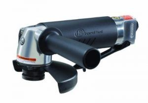 Ingersoll Rand 422G 5-Inch Edge Series Air Angle Grinder Review