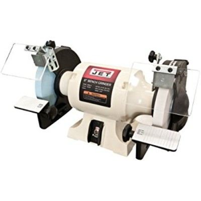 Jet Jwbg 8 8 Inch Bench Grinder With Norton Wheels Review