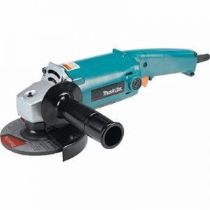 Makita 9005BZ 5-Inch 9-Amp 10000 RPM AC/DC Angle Grinder Review