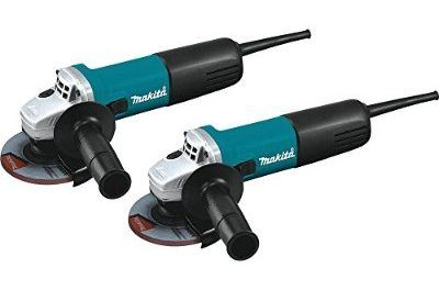 Makita 9557NB2 4-12 Angle Grinder with ACDC Switch Review