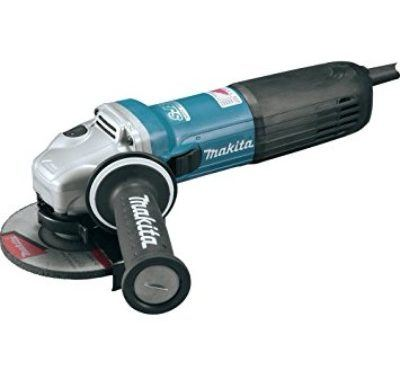 Makita GA4542C SJSII 4-1/2-Inch High Power Angle Grinder Review