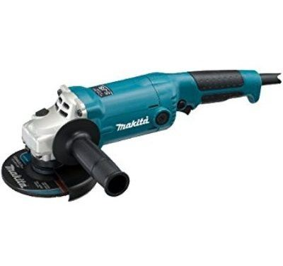 Makita GA5020 5-Inch Angle Grinder with Super Joint System Review