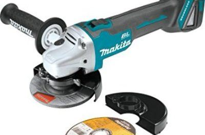 Makita XAG03Z 18V LXT Lithium-Ion Brushless Cordless Cut-Off/Angle Grinder Review