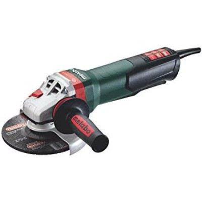 Metabo 600552420 6-Inch 14.5 Amp Angle Grinder with Brake Review