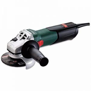 Metabo W9-115 8.5 Amp 10,500 rpm Angle Grinder with Lock-On Sliding Switch Review