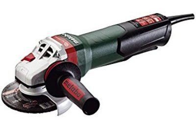 Metabo WEPBA17-125 Quick 14.5 Amp 11,000 rpm Angle Grinder with Brake Review