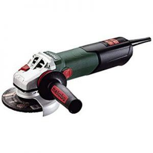 Metabo WEV15-125 Quick Lock-On 13.5 Amp 2,800-11,000 rpm Angle Grinder Review