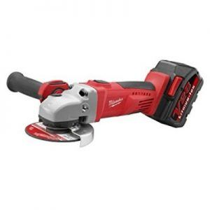 Milwaukee 0725-21 28-Volt 4-1/2-Inch Lithium-Ion Cordless Grinder Review