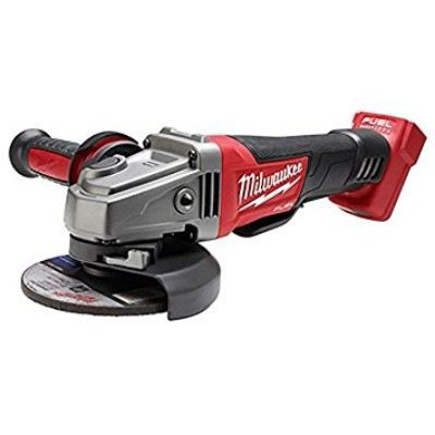 "Milwaukee 2780-20 M18 Fuel 4-1/2""/5"" Pad Angle Grinder Review"