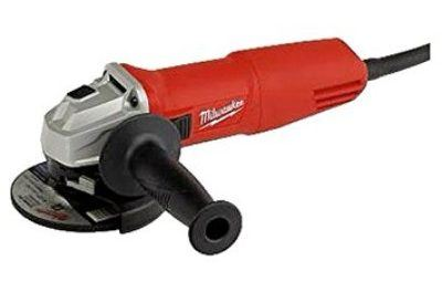 Milwaukee 6130-33 7 Amp 4-1/2-Inch Small Angle Grinder Review