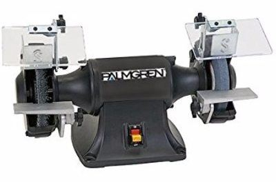 Palmgren 6 inch 1/3hp 115/230V Grinder Review