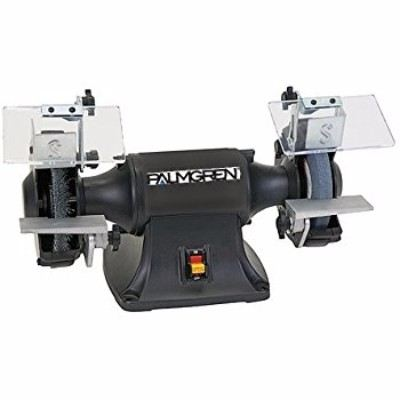 Palmgren 6 Inch 1 3hp 115 230v Grinder Review Grinder Critic