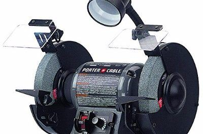 Porter-Cable pcb575bg 8-inch Variable Speed Grinder with Work Lamp Review