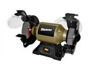Rockwell Shop Series RK7867 6-Inch Bench Grinder Review
