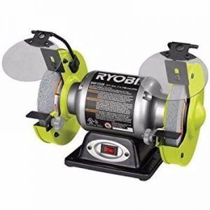 Ryobi BG612GSB 6-Inch Bench Grinder Review