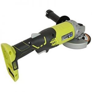 Ryobi P421 6500 RPM 4 1/2 Inch 18-Volt One+ Lithium Ion-Powered Angle Grinder Review