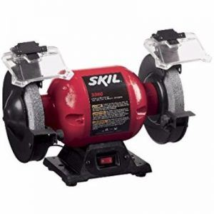 SKIL 3380-01 6-Inch Bench Grinder with Light Review